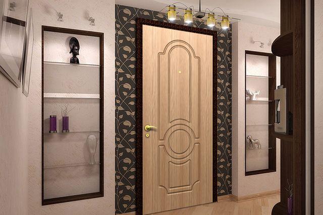 Дизайн дверей мдф